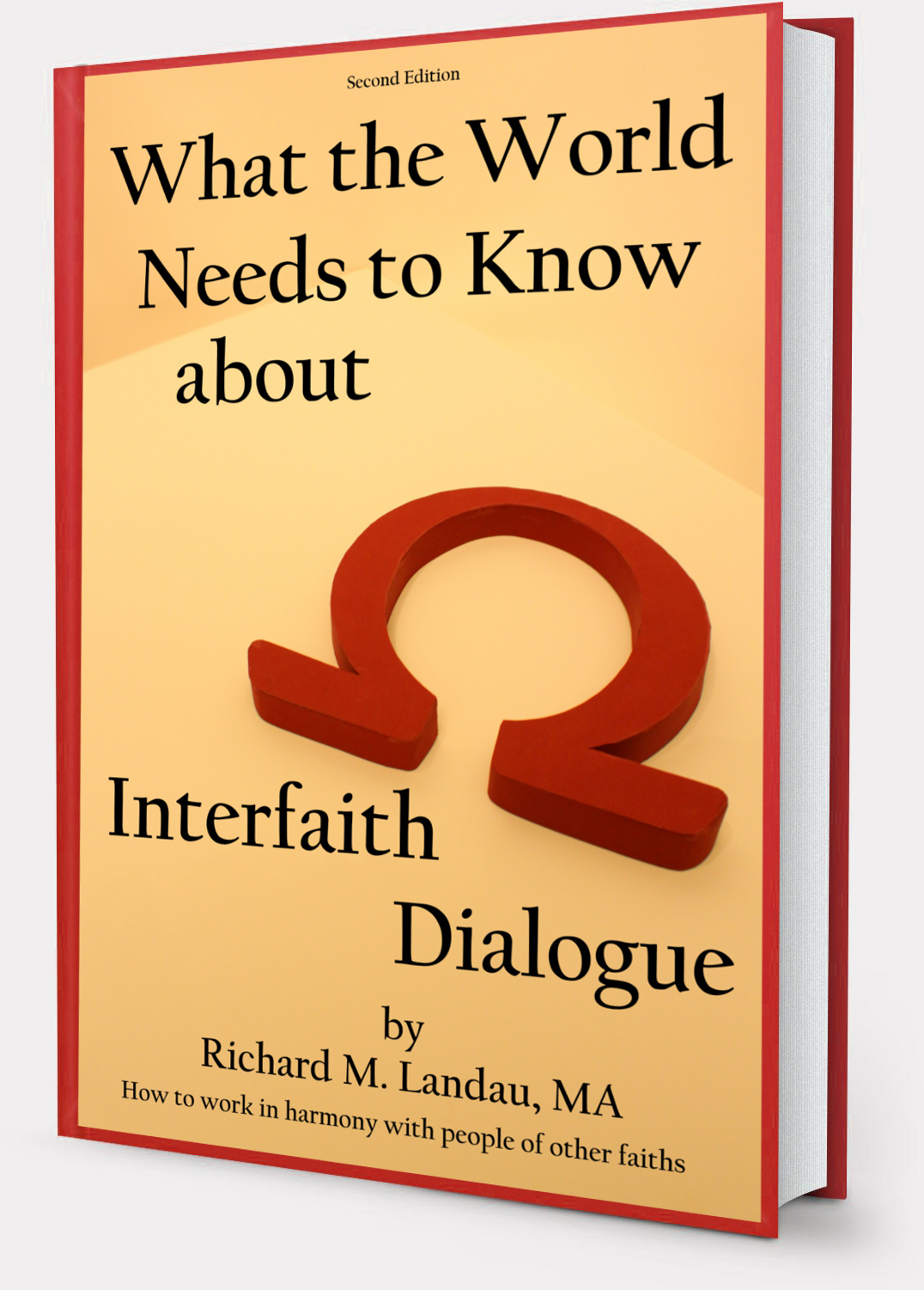 Interfaith dialogeue help?